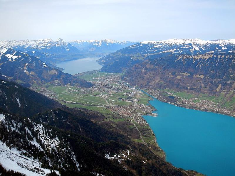 Interlaken by Air