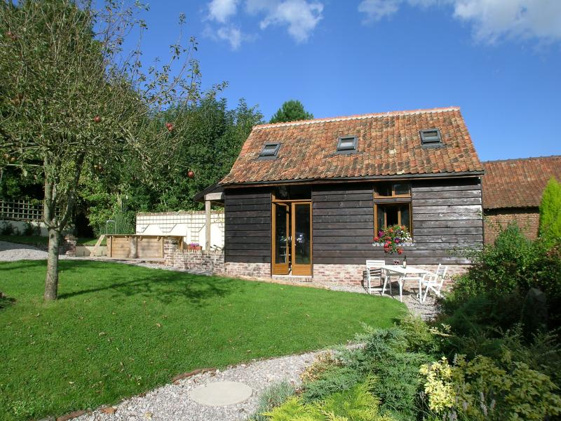 The Barn, holiday rental in Nielles-le-Blequin