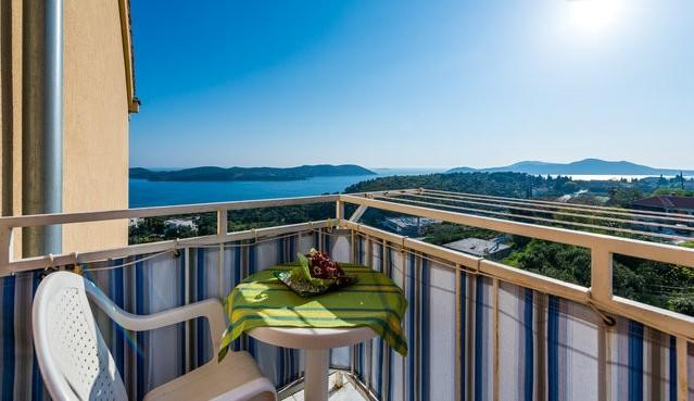 2bedroom apartment/sea view, holiday rental in Orasac