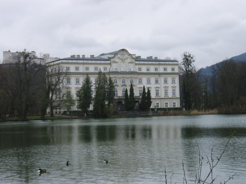Salzburg, scene of the  Sound of Music. 'Home of the Von Trapps'! 60 mins