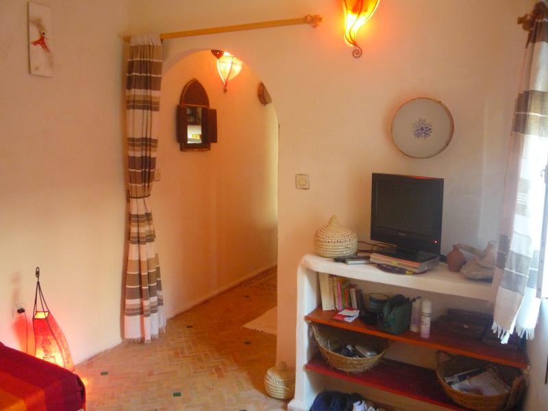 Appartement au coeur de la médina d'Essaouira, location de vacances à Essaouira