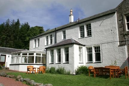 Balcraig House, holiday rental in Kirkmichael