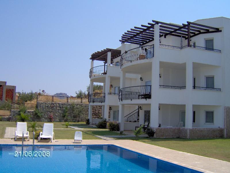 Luxury spacious apartments