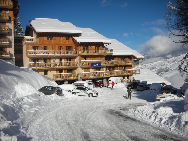 Vue des Montagnes (A21), vacation rental in Les Coches