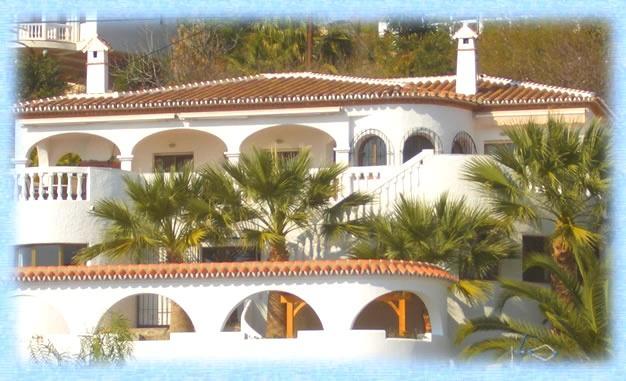 Villa Tranquila, Salobrena, Overview