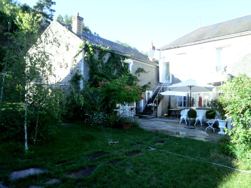 Charmante maison de village, vacation rental in Buno-Bonnevaux
