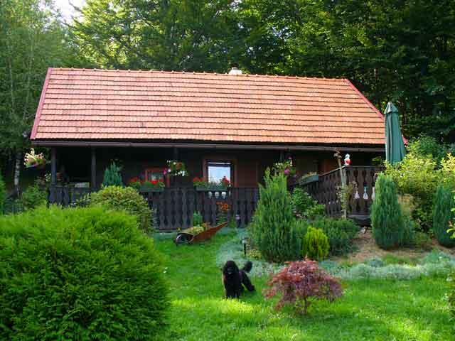 Lokve Cottage, holiday rental in Brestova