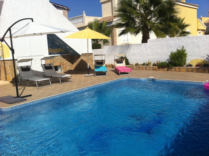 Villa Heather, holiday rental in Gran Alacant