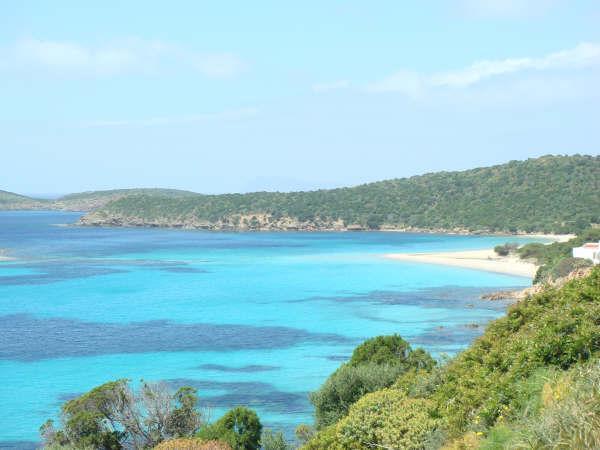 One of the Many Breathtaking Beaches near Casa Teulada