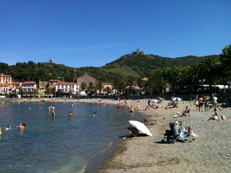 Plage d'Avall - the Faubourg beach