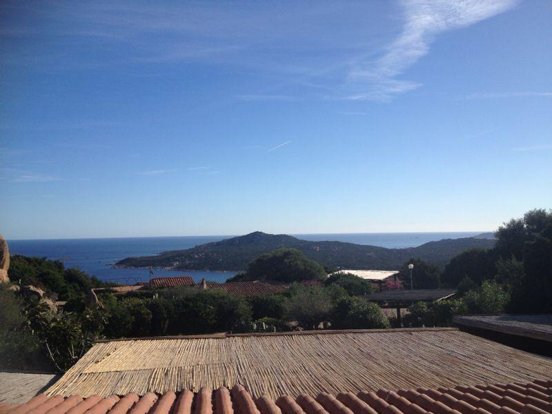 Vista mare dal solarium-tetto Sea view from rooftop