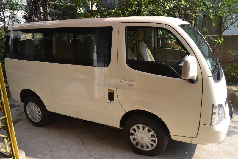 Airconditioned Vehicle