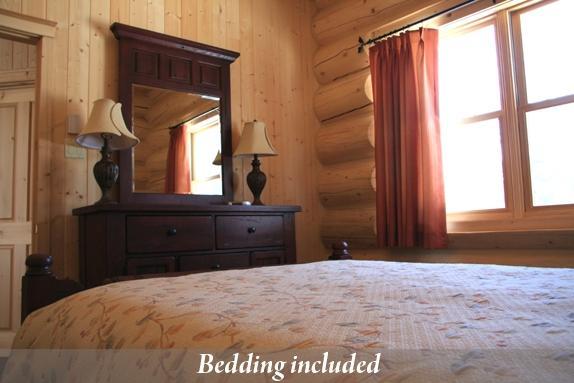 Segundo dormitorio con cama Queen Size