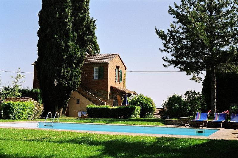 Villabugiana 2, una delle case a disposizione degli ospiti