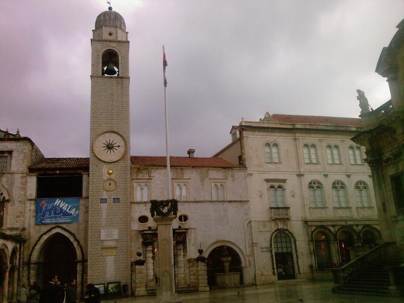Dubrovnik in winter
