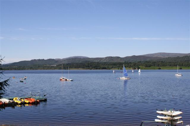 Sail, surf, paddle, swim, the local lochs provide all the watersports!