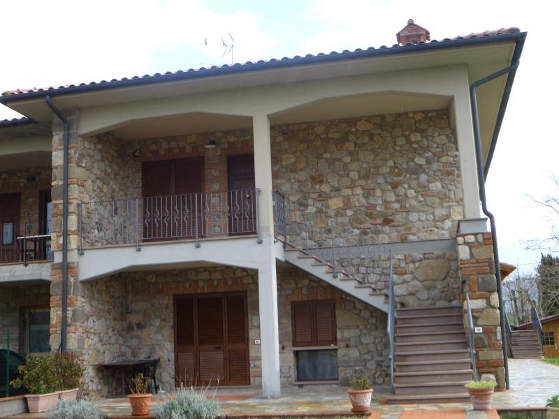 Agriturismo La Spiga, holiday rental in Montecatini Val di Cecina