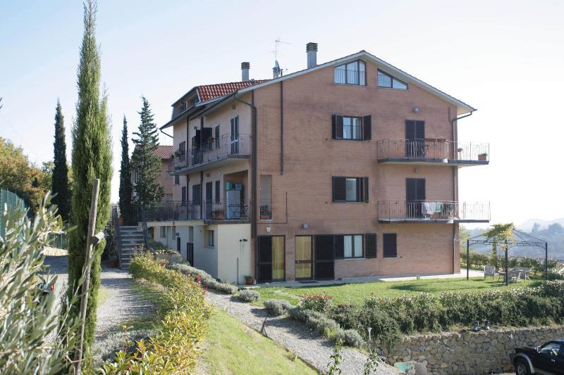 Appartamenti in Residence, holiday rental in Sant'Albino