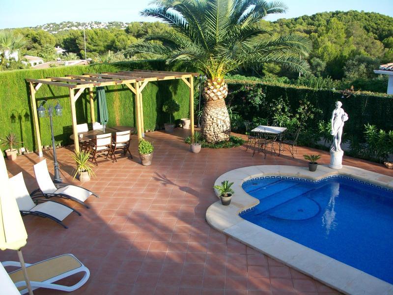 Luxury 3 Bed Detached Villa with Private Pool, alquiler de vacaciones en La Granadella