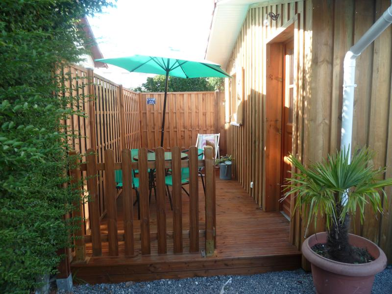 LA CABANE DU BASSIN, vacation rental in Gironde