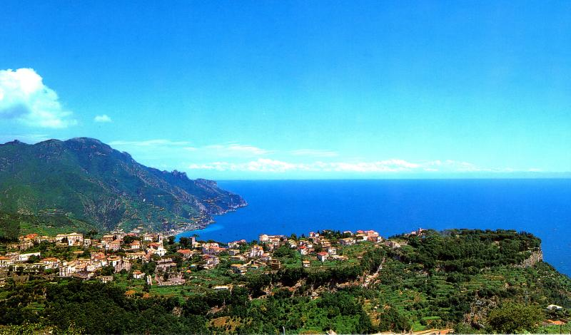 Ravello and Amalfi Coast