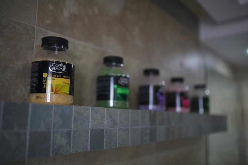 hoy quiero lavanda relajante, o vainilla anti estres, o rosas sensuales , o tè verde toficante...