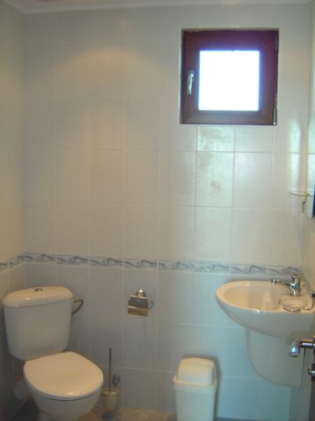 Ground floor Shower/WC room