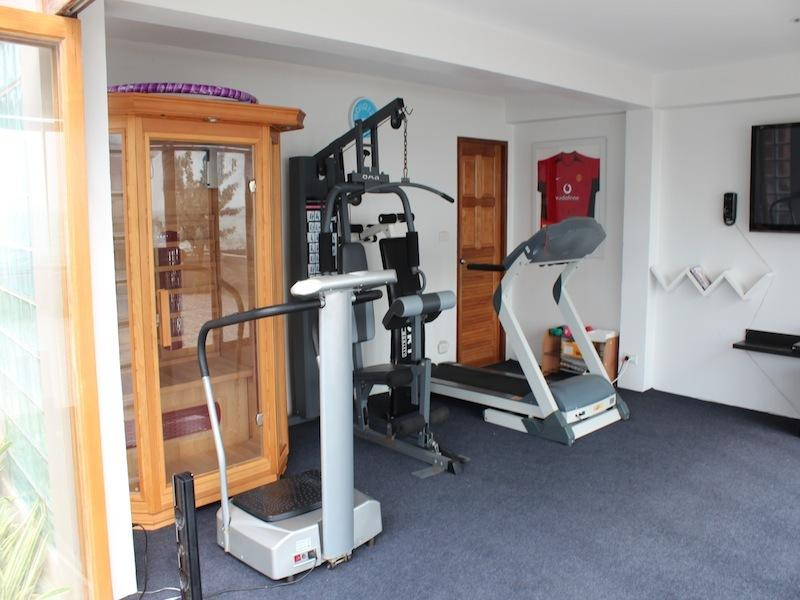 Private Gym Room