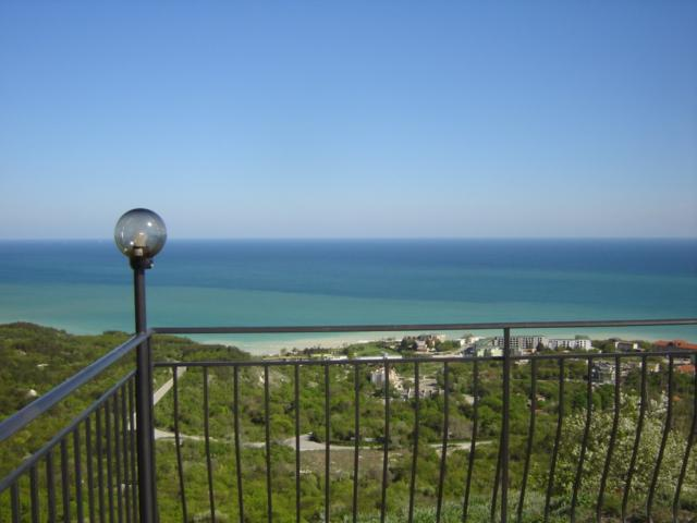 Fantastic views from villa looking towards White Lagoon beach