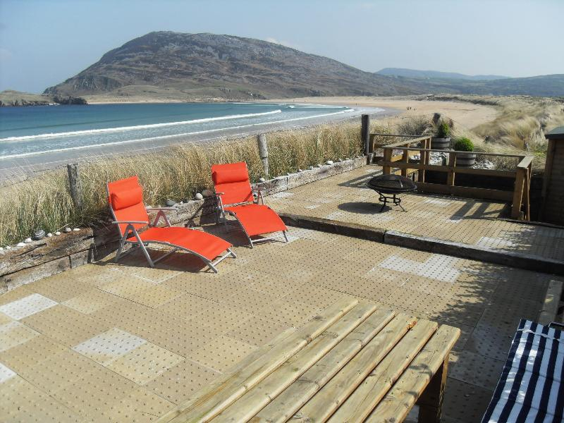 Beach House Tullagh, holiday rental in County Donegal