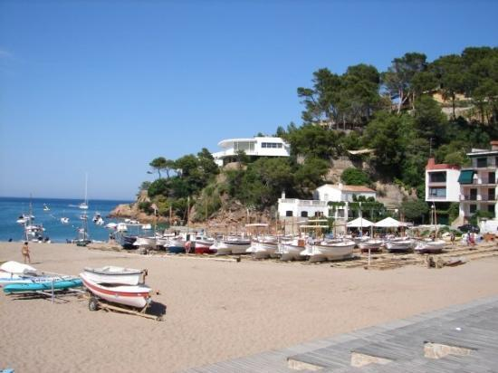 Sa Riera Beach is our local beach