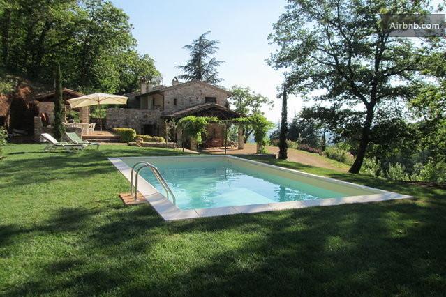 Casale del Gallo, location de vacances à Torri