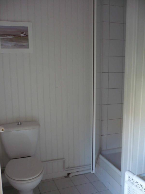 Salle de bain vue douche