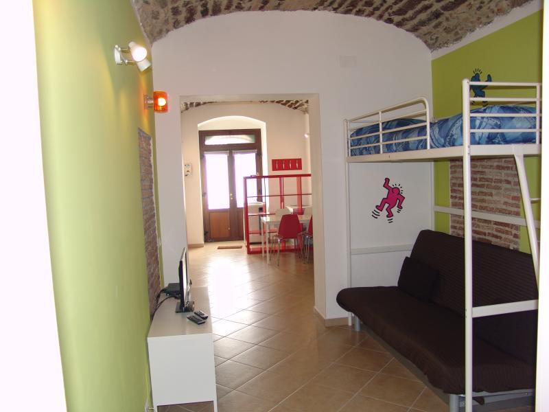 Casa in palazzo signorile, location de vacances à Milazzo