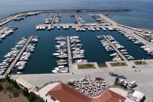 Tourist port Marina di Capitana