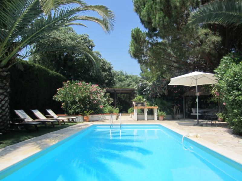 Villa Les Mimosas, holiday rental in Pyrenees-Orientales
