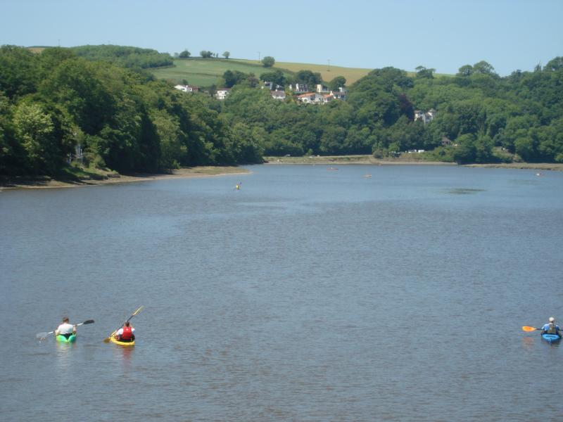 Nearby River Torridge