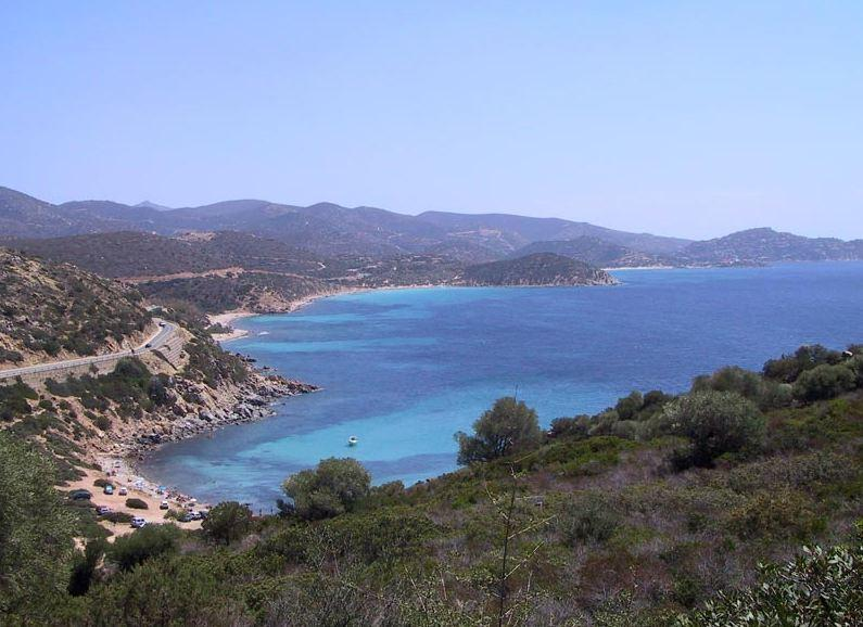 Beach of Cala Regina