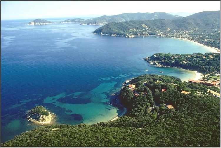 the bay where Il Calderone is placed