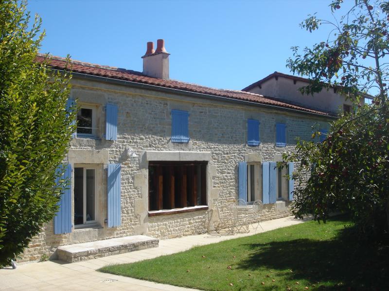 La Retraite, vacation rental in Charente-Maritime