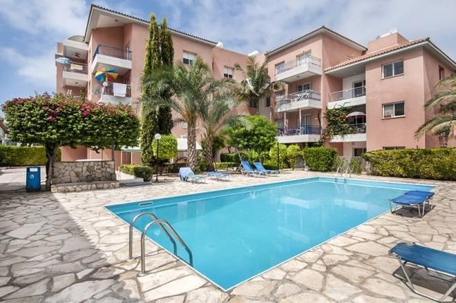 Enjoy a dip in the lovely pool or simply relax in the well maintained garden.