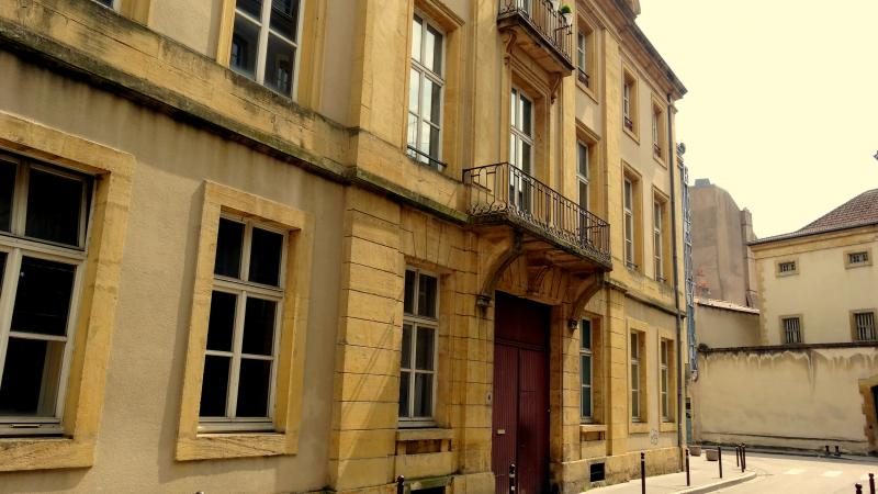 My Apartment-Metz avec parking, holiday rental in Pagny-sur-Moselle