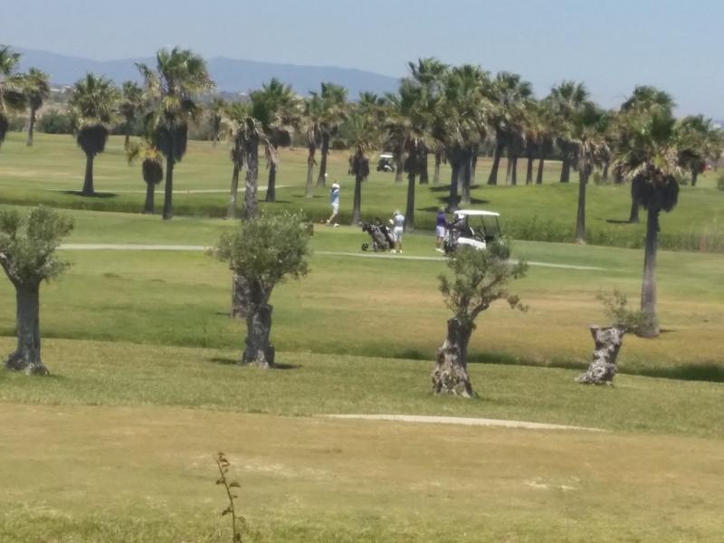 terrain de golf à proximité