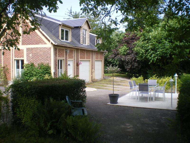 Gite ' les garennes', Ferienwohnung in Friville-Escarbotin