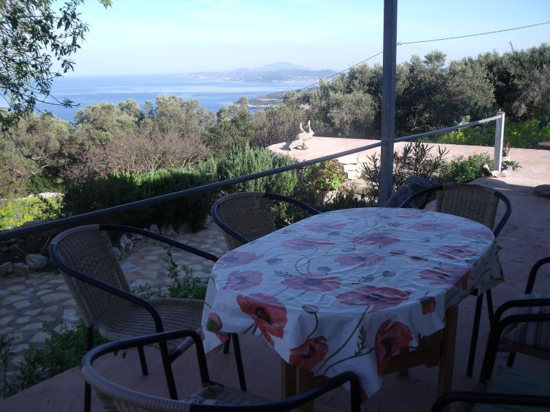 Margherita Cottage, alquiler vacacional en Anafonitria