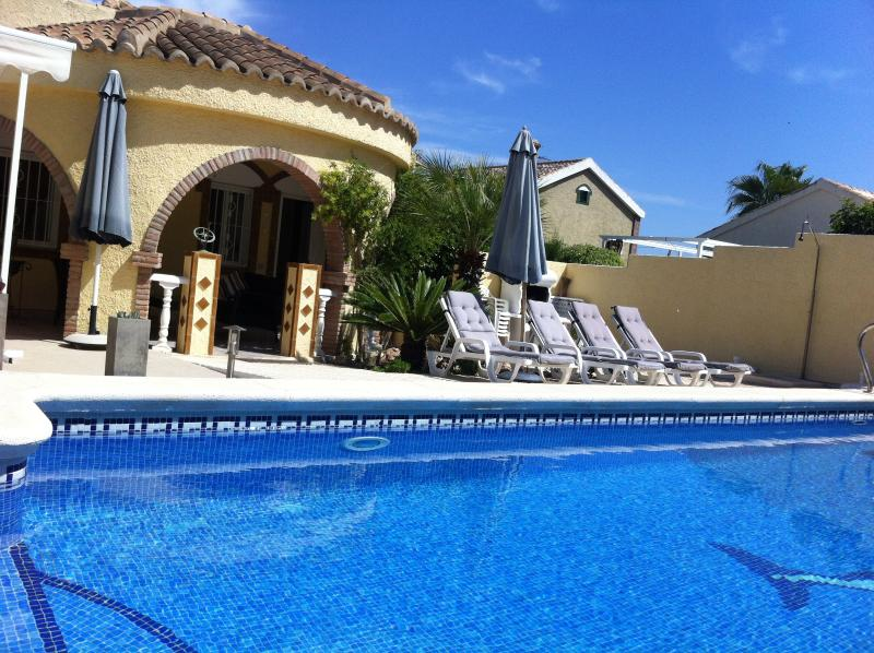 Villa Limon, holiday rental in Gran Alacant