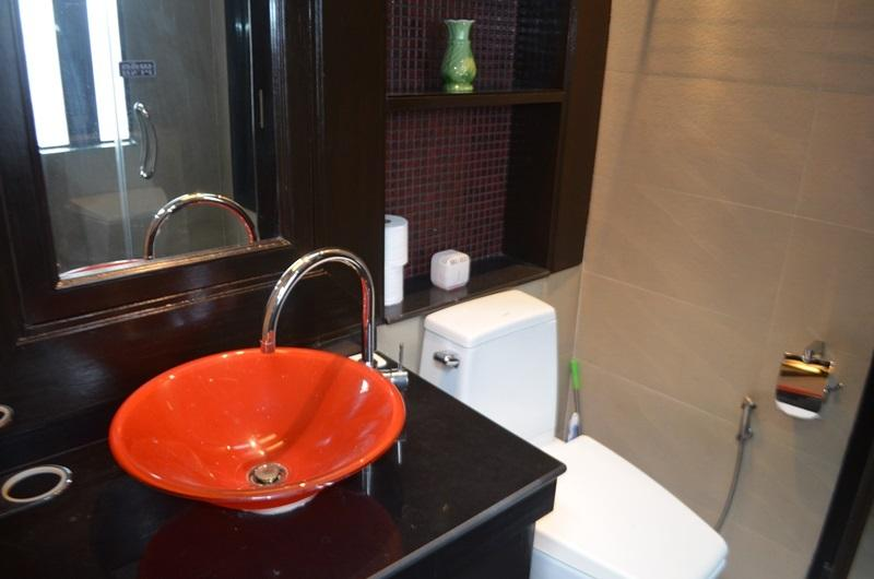 Bathroom in guest house