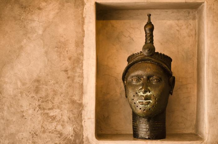 Caractéristiques de l'art africain...