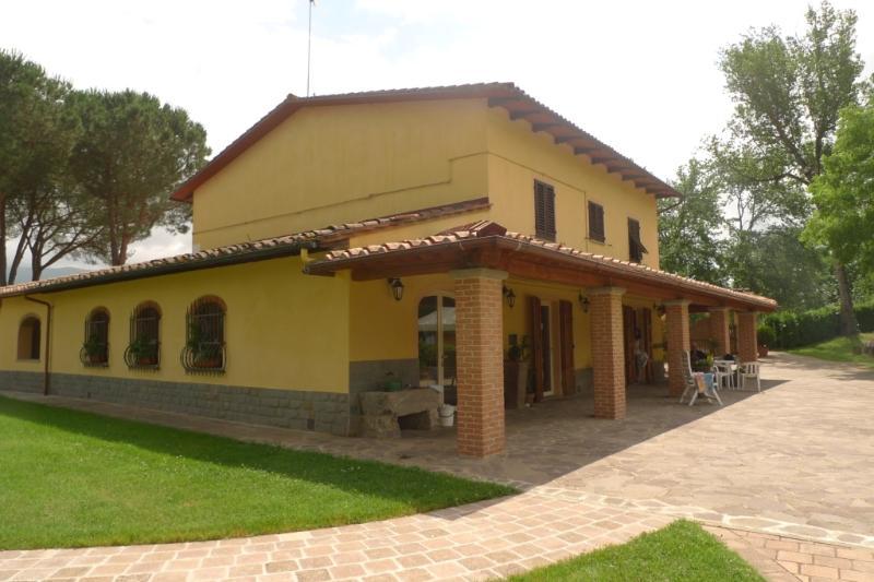 COLONICA POGGIORENAI, vacation rental in Castelfranco di Sopra
