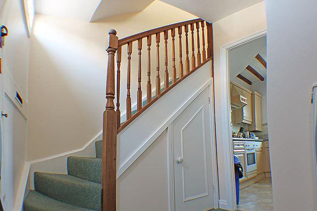 Stairs and Hallway